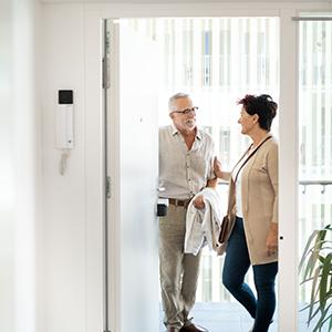 abrepuertas Inteligente abridor electrónico de Puerta para Casas múltiples,