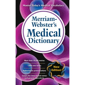 Merriam-Webster's Medical Dictionary