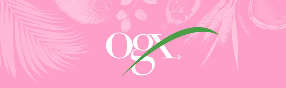 ogx organix body wash lotion sulfate free coconut coffee eucalyptus tsubaki miracle argan