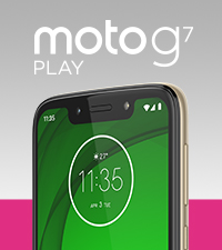 Moto G7 Play Gold