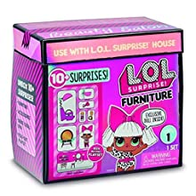 LOL Surprise - Furniture Packs y 1 muñeca - Modelos Surtidos ...