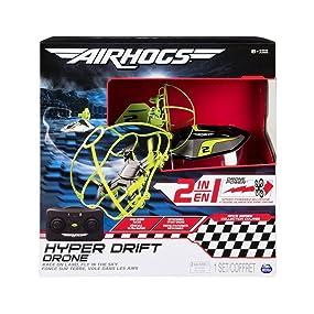 Air Hogs Hyper Drift RC Drone