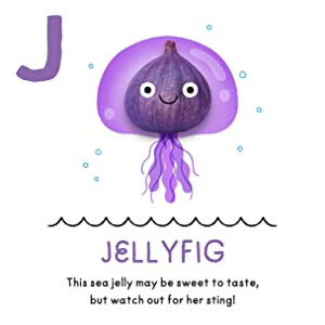 This sea jelly may be sweet to taste, but watch out for her sting!