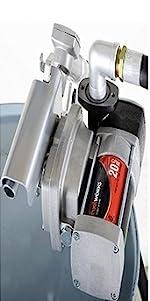 "AC DC meter pump diesel gasoline DEF UREA fluid portable 12V 120V 6.6GPM 8GPM 10GPM 15GPM 20GPM 1"""