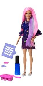 Barbie Chioma Multicolore