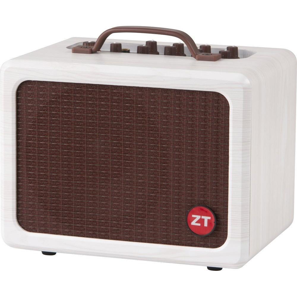 zt amplifiers lunchbox acoustic 75 watt class a b acoustic guitar vocal amplifier. Black Bedroom Furniture Sets. Home Design Ideas