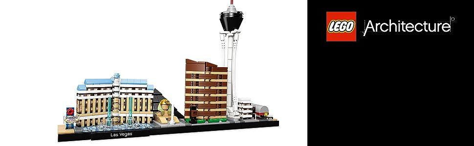 LEGO Architecture – Las Vegas
