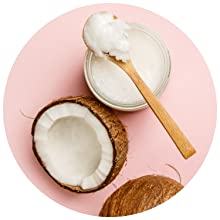 solid cooconut oil