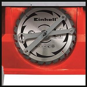 Einhell La sega circolare da banco TC-TS 2025/1 UA