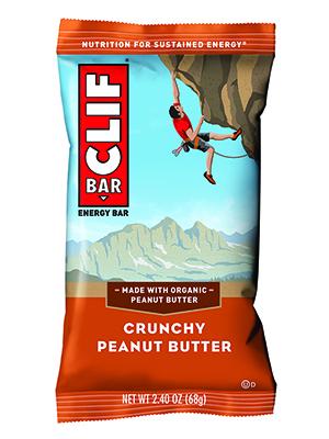 CLIF Bar CLIF Energy Bar Crunchy Peanut Butter