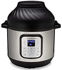 Instant Pot, Insta Pot, Instapot, multicooker, pressure cooker, rice cooker, slow cooker, air fryer