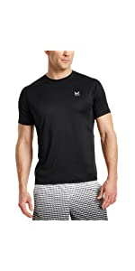 Mission Men's VaporActive Alpha Short Sleeve Athletic Shirt,Athletic Shirt,athletic shirts,running s