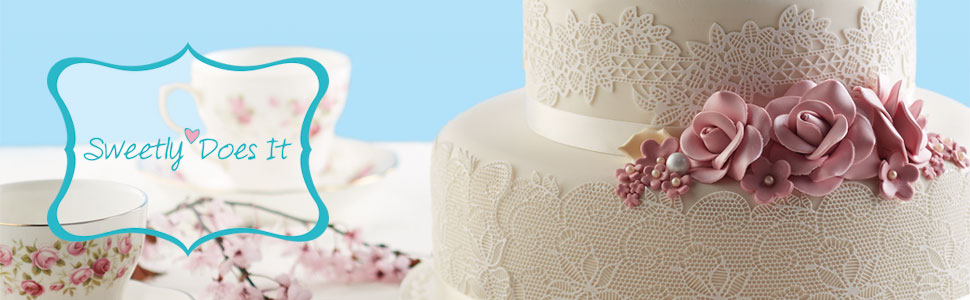 Kitchen Craft Sweetly Does It - Molde para repostería, Forma de ...