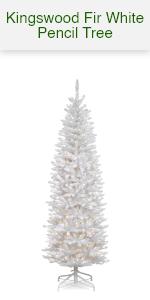 White Kingswood Pencil Tree
