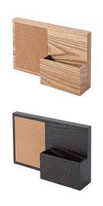 おしゃれ 棚 ミラー ミラー付 ウォールシェルフ オープンラック 壁掛け棚 オープンラック ウォールラック オープンシェルフ 壁掛けラック フック 木製 ブラックボード 黒板ボード