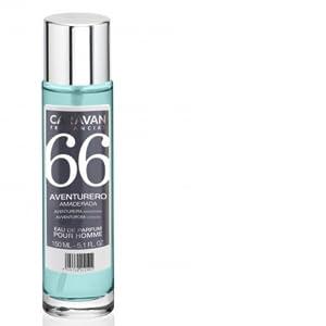 Caravan Fragancias nº 66 - Eau de Parfum con Vaporizador para Hombre - 150 ml.