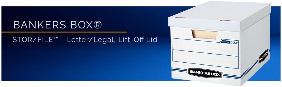 bankers box, box, boxes, storage box, storage, letter box, legal box, storabe boxes, cheap boxes