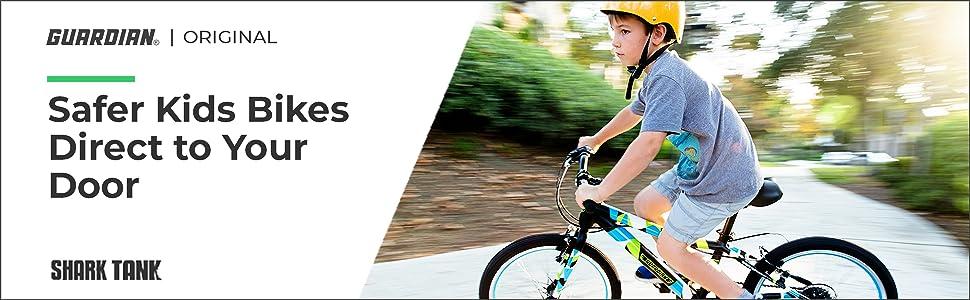 Guardian kids bikes, boys bikes, girls bikes, 20 inch, 24 inch