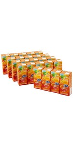 アサヒ飲料 バヤリース ホテルブレックファースト オレンジ100 200ml×24本