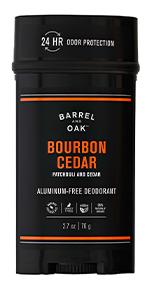 Barrel and Oak Deodorant