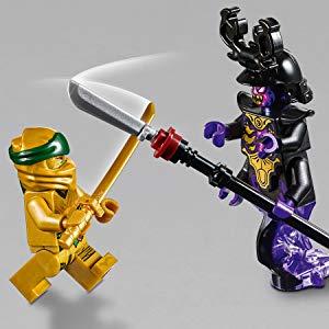 Lego ninjago le dragon d 39 or 70666 jeu de construction jeux et jouets - Ninjago dragon d or ...