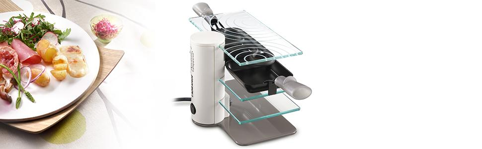 Raclette transparence 2