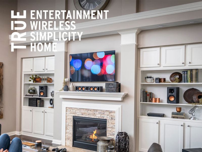 Reference Wireless, Klipsch, Home Theater, WiSA,