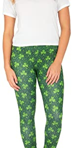 faux real, st. patty's, st. patrick's day, costume, t-shirt, hoodie, leggings, womens leggings,