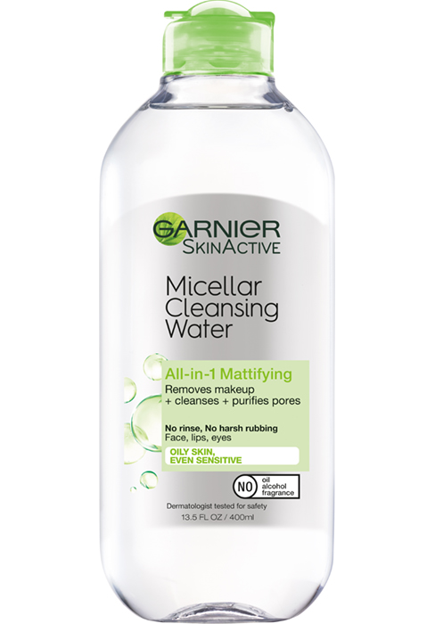 micellar water for oily skin