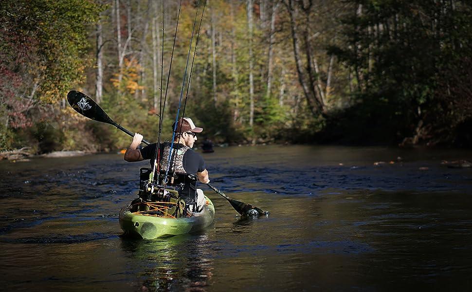 Pescador Pro River Kayaking
