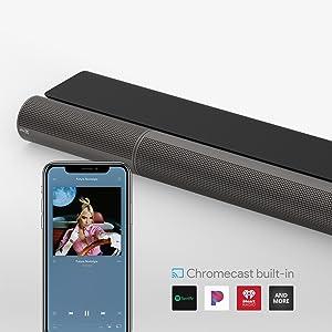 chromecast, streaming