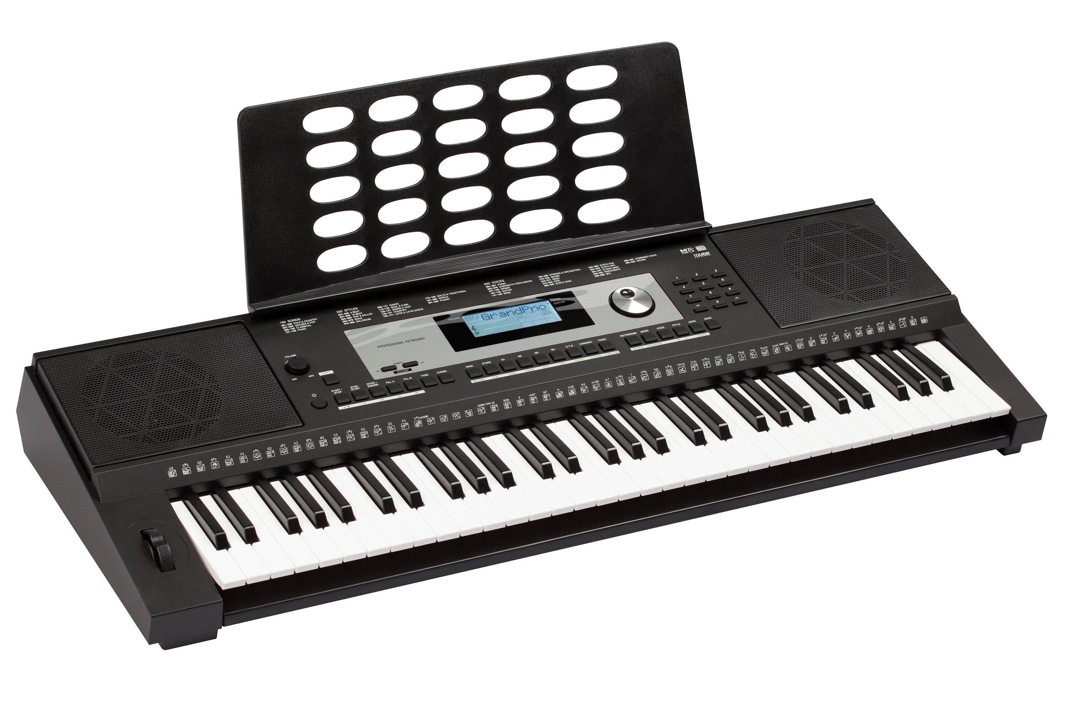 Medeli M331 Electronic portable-keyboards, 258,7 cm