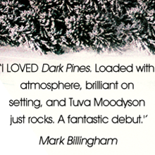 Mark Billingham quote