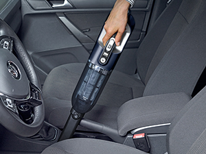 Bosch Flexxo Serie 4 BCH3P255 - Aspirador Escoba 2 en 1, sin Cable y de Mano, Autonomía de 55 Minutos, 25.2 V, Color Azul
