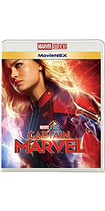 キャプテン・マーベル MovieNEX