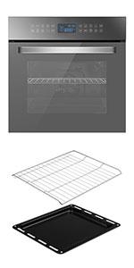 wall oven, electric oven, electric wall oven, wall ovens, 24 in wall oven, 24 in Single wall oven