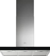 AEG DPB5950M Campana Extraíble, 6 W, 63 Decibelios, 3 Velocidades, Gris/Inox: Amazon.es: Grandes electrodomésticos