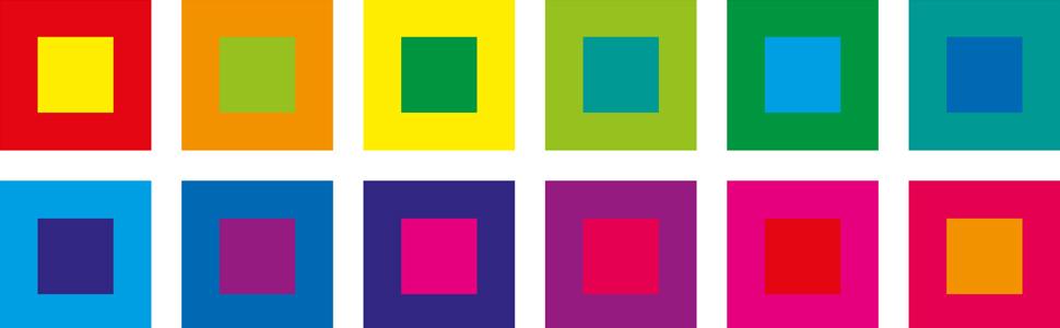 Farbe Farbsysteme Farbharmonie Rheinwerk-Verlag