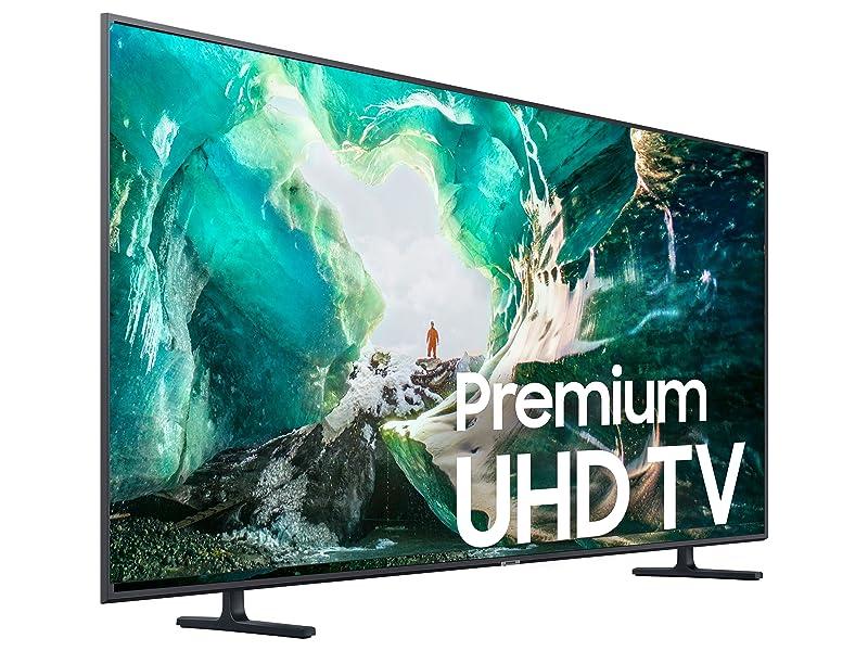 Samsung UN49RU8000FXZA Flat 49'' 4K UHD 8 Series Smart TV (2019)