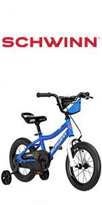 Schwinn Koen Boys Bike for Toddlers and Kids