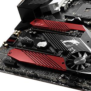 MSI X570 Motherboard; AMD Ryzen Processor; AM4 socket; Ryzen 9; MPG X570 GAMING PRO CARBON WIFI