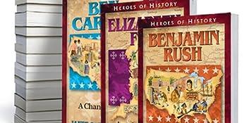 Heroes of history, historical biography, american history, true biographies, homeschooling curriculu