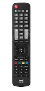 One For All URC1922 - Mando a Distancia de reemplazo para televisores Thomson, Color Negro: Amazon.es: Electrónica