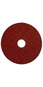 Weiler Tiger Aluminum Resin Fiber Disc