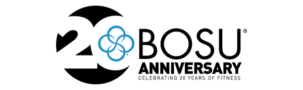 BOSU 20th Anniversary
