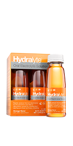 Hydralyte - Oral Electrolyte Solution, Ready to Drink Hydration Formula