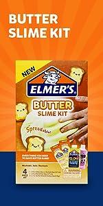 Butter Slime Kit