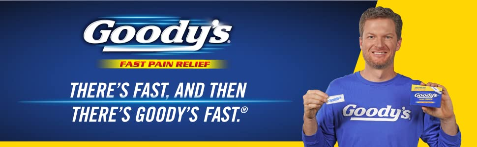 Goody's Fast Pain Relief