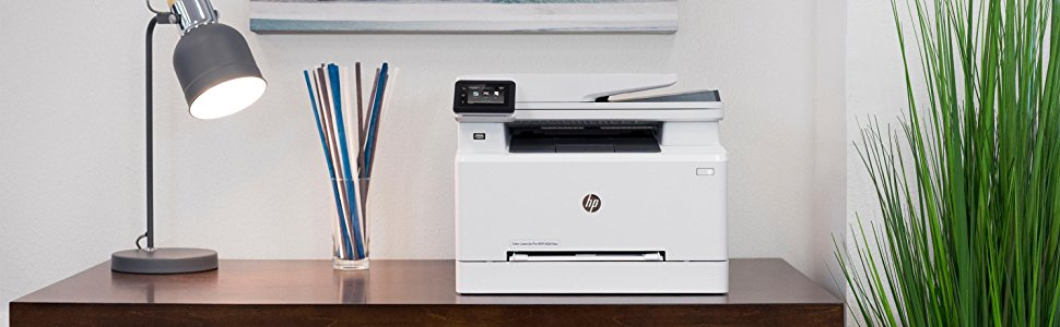 Stampante HP, stampante Laser a colori, multifunzione, LaserJet Pro M281fdw
