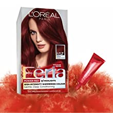 L Or 233 Al Paris Feria Permanent Hair Color 36 Chocolate